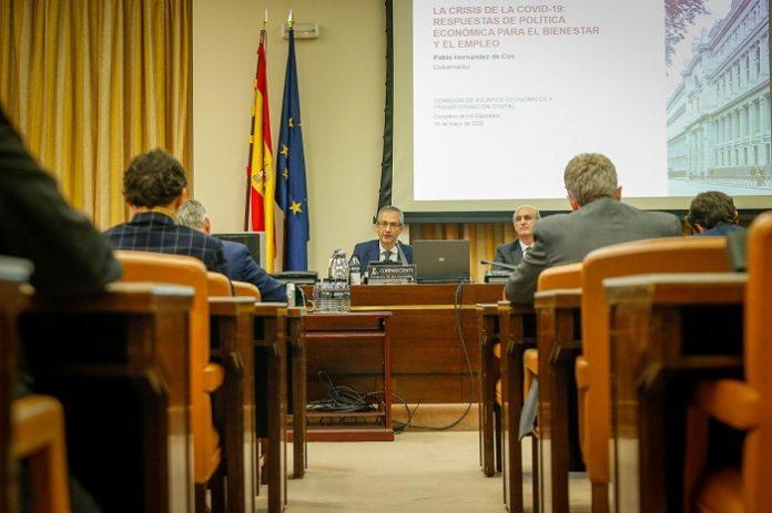 Banco de España eleva la previsión de crecimiento del PIB para 2021