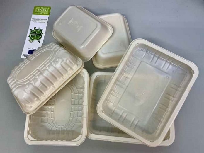 Desarrollan envases biodegradables que alargan la vida útil de los alimentos