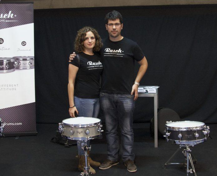 Dos españoles ganan un premio por su diseño de cajas de percusión