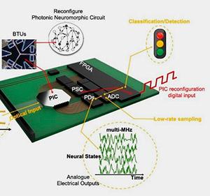 Crean un chip que puede revolucionar el diagnóstico médico