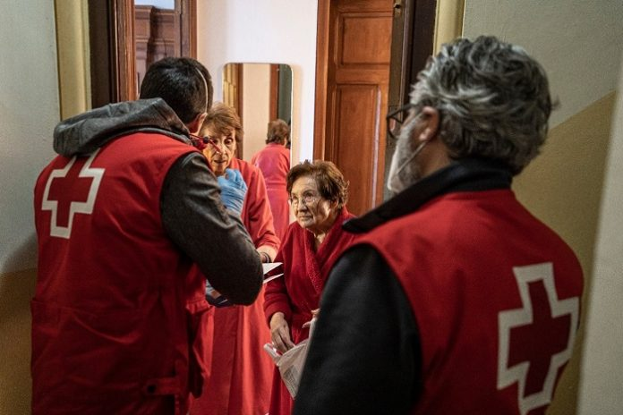 Loterías colabora con Cruz Roja para apoyar a afectados por el COVID-19