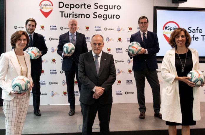 España se promociona como destino de turismo y deporte seguro