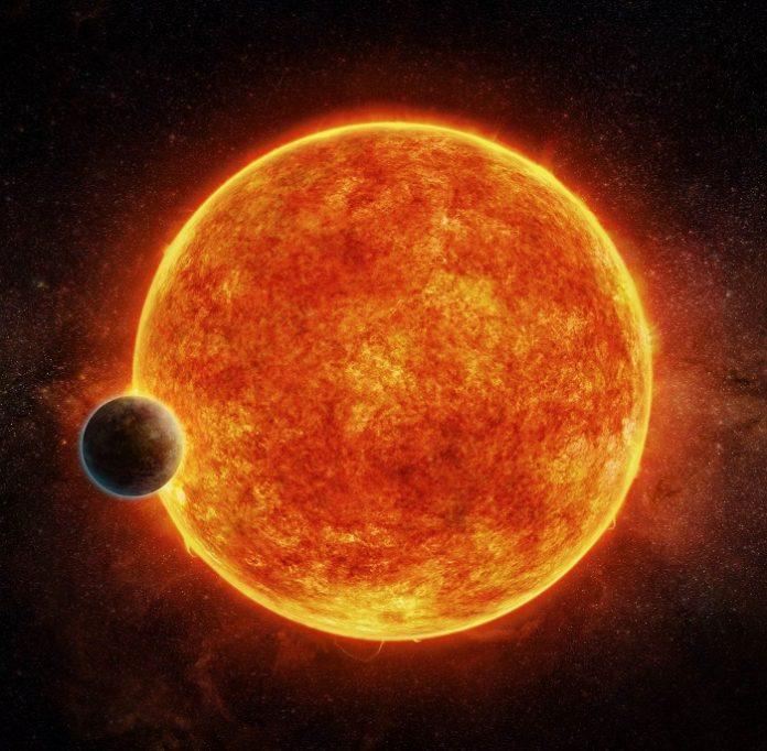 Hallan dos supertierras alrededor de una estrella enana roja