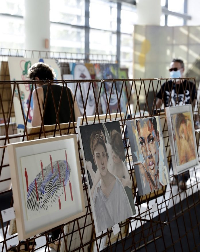 Artistas donan obras de arte a sanitarios de Mallorca en agradecimiento