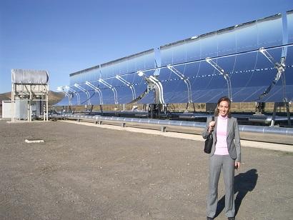 UNED y UPM desarrollan un 'Reloj de Sol' que genera energía térmica para la industria