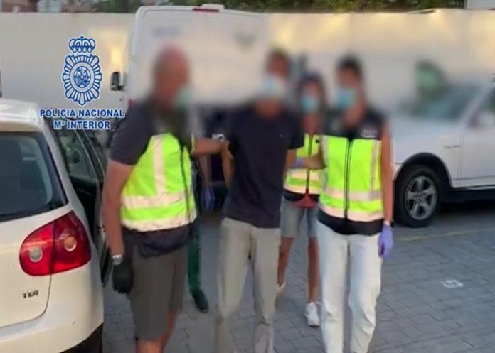Detenido en Huelva uno de los fugitivos más buscados de Europa