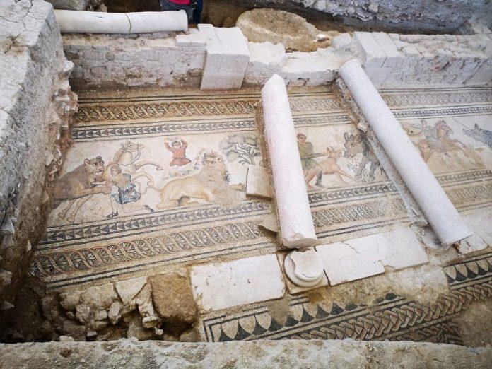 Arqueólogos no dudan en confinarse para sacar adelante trabajos en el yacimiento de Salar