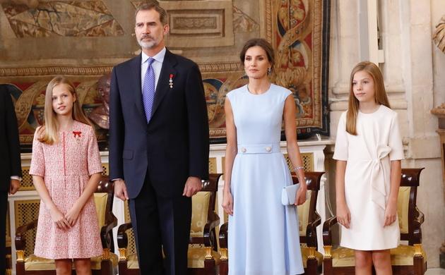 La Familia Real viajará a Ibiza la próxima semana