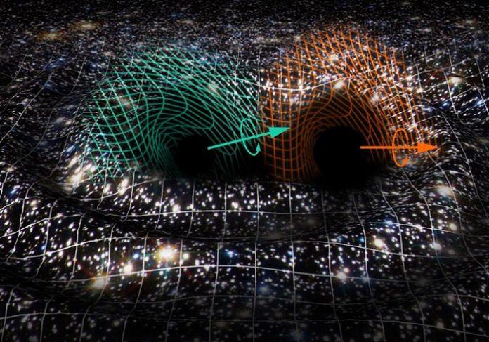 Captan el nacimiento del agujero negro más masivo jamás detectado con ondas gravitacionales