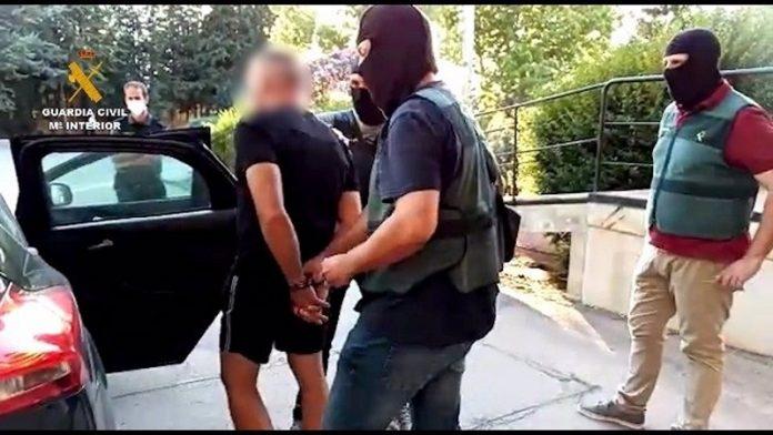 Detenido el cabecilla del clan de 'los Castañas' junto a otras 31 personas en La Línea