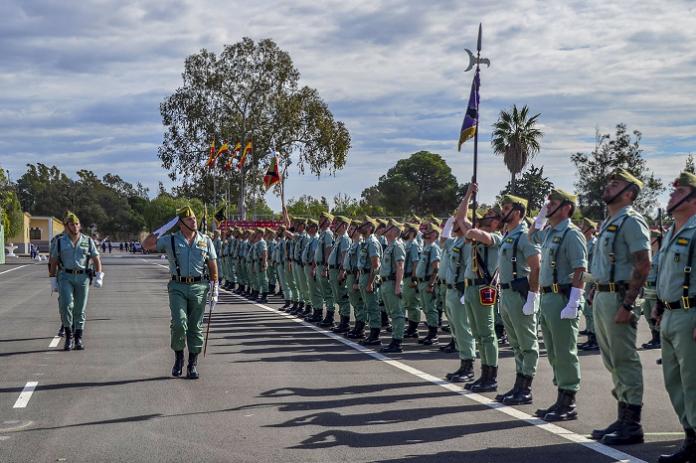 Felipe VI presidirá los actos conmemorativos del centenario de La Legión en la base de Viator