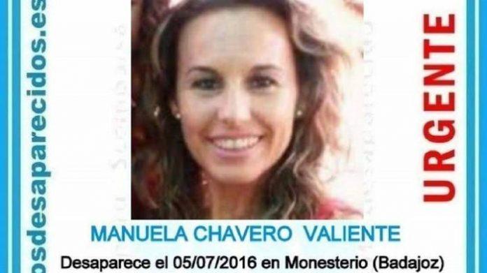 Un vecino de Monesterio, detenido por su relación con la desaparición de Manuela Chavero