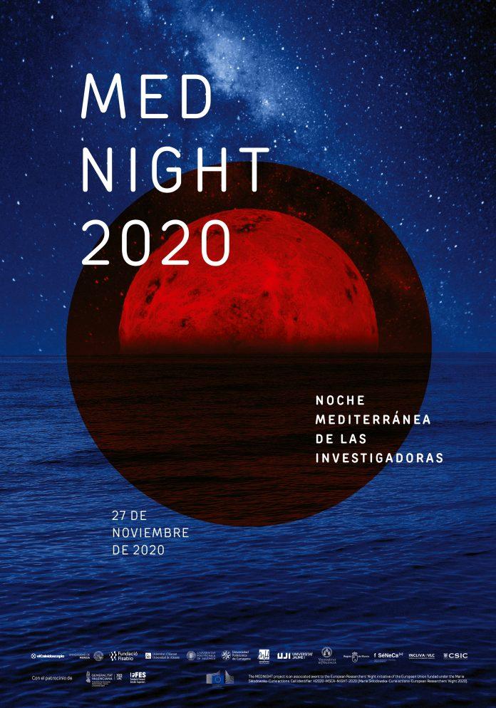 Murcia y Valencia celebrarán la I 'Noche Mediterránea de las Investigadoras'