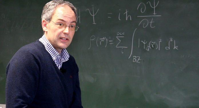 El español Javier Junquera, elegido miembro destacado de la American Physical Society