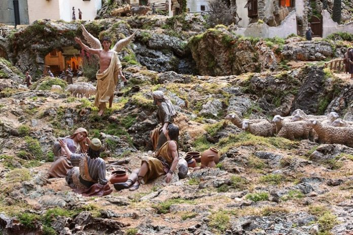 La Casa de Correos acogerá el tradicional Belén de la Puerta del Sol