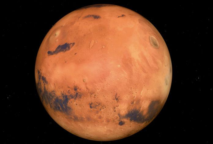 La primera misión tripulada a Marte se prevé para el año 2033