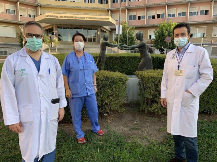 Da a luz en Sevilla una embarazada que sufrió hemorragia cerebral